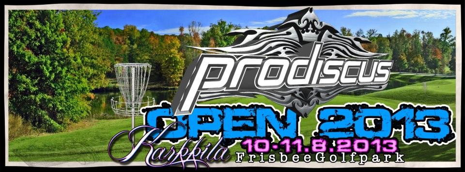 Prodiscus Open Karkkila 2013