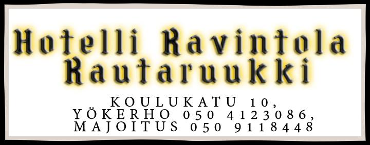 Hotelli-Ravintola Rautaruukki